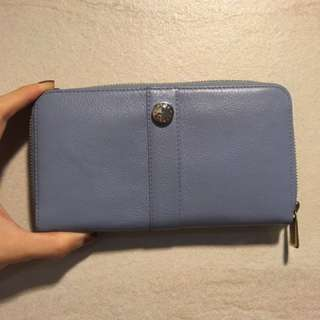 Furla leather wallet 真皮銀包