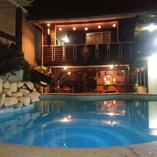 Raneville Hot Spring Private Pool Resort For Rent