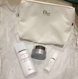 BN DIOR Snow Skincare Set - holiday gift 💡