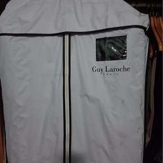Guy Laroche Black Business Suit(Large)
