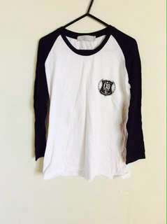 EXO Kpop Merch Shirt Top Clothes Black White