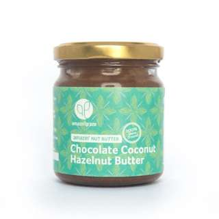 Amazin'graze Chocolate Coconut Hazelnut Butter