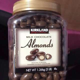 Kirkland Almond 1 bottle