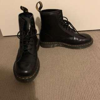 Size 10 Doc Martens