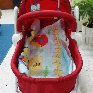 Baby Bed Cradle Swing
