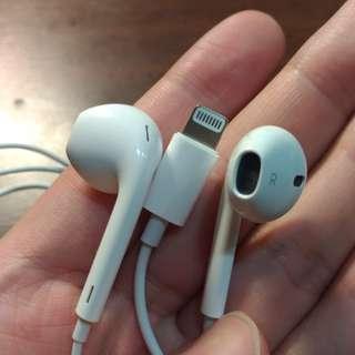 🚚 Iphone 7 Plus 原廠耳機