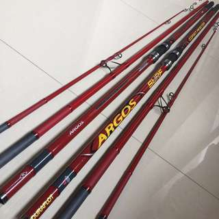 DURAFLOT Surf Cast Fishing Rod