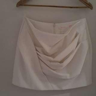 "Sass and bide ""shaking hands"" brand new skirt size 12/14"
