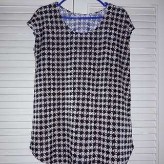 2 Round Neck Blouses for only Php150.00