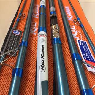 KALI KUNNAN Surf Cast Fishing Rod