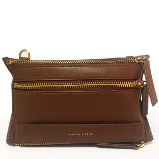Authentic Charles and Keith handbag