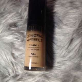 Milani Conceal + Perfect Foundation