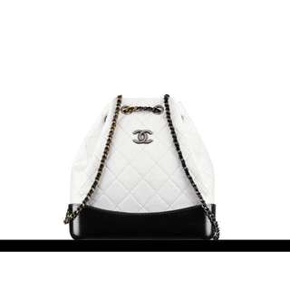 [Chanel] BACKPACK CHANEL'S GABRIELLE 雙肩背包