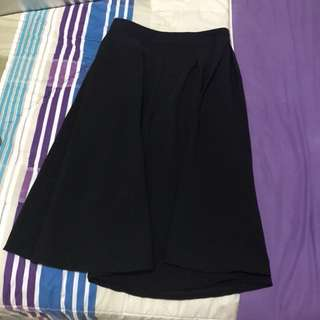 Bershka Basic Skirt