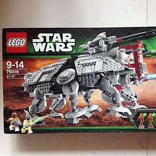 Star Wars lego AT-TE 75019