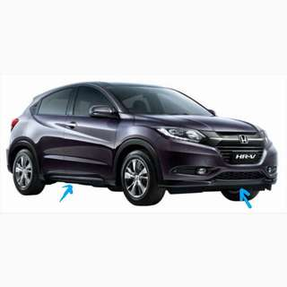Honda HRV Front Bumper & Side Skirting