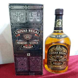 Chives Regal Whisky 1L