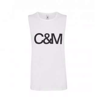C&M Camilla and Marc Classic Muscle Tee