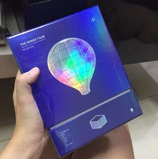 Bts twt live in seoul dvd