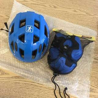 Kids Helmet & Paddings