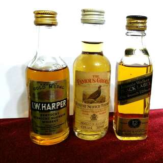 绝版 威士忌酒版