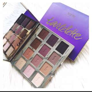 AUTHENTIC Tarte tartelette eyeshadow pallete