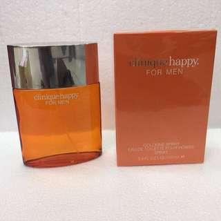 Happy clinique for men tester perfume