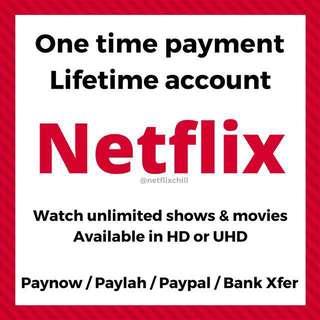 Netflix 📺