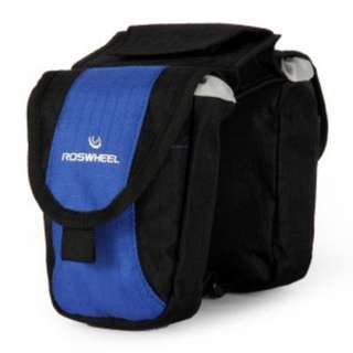 Roswheel bicycle double pouch