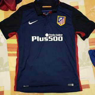 Atletico Madrid 2015/16 Away Kit Size s