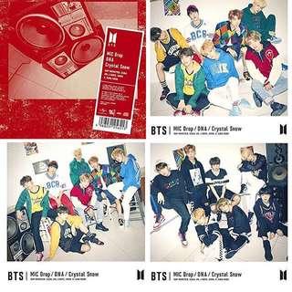 BTS JAPANESE ALBUM [Pre order]