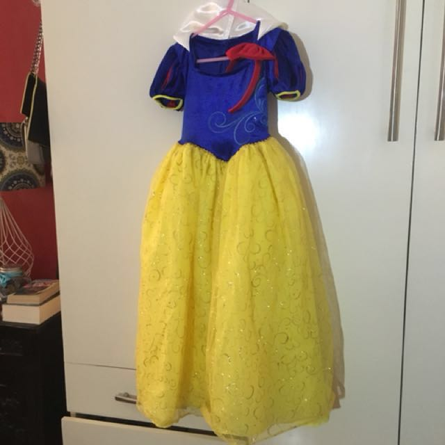 2017 Snow White Costume For Girls