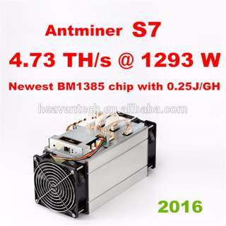 S7 Miner with PSU included