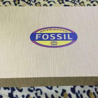 FOSSIL Handbag Box