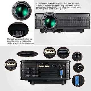 Projector 1500 Lumens