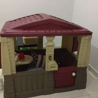 Playhouse step2
