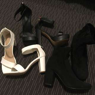 Shoes All In Brand New Excellent Condition Message For Size Make An Offer