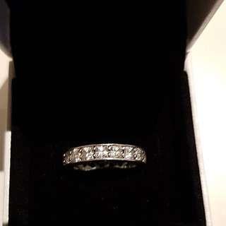Genuine Pandora Ring in size 52