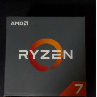 Ryzen 7 1700 Processor with Wraith Spire LED Cooler [AMD]
