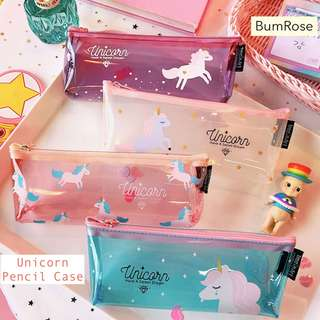 Magical Unicorn Pencil Case, Pouch