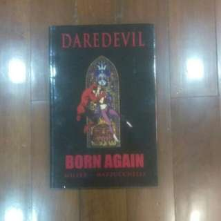 Daredevil Born Again TPB