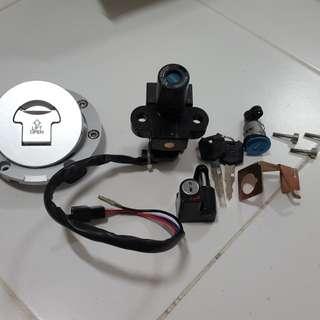 Cb400 Super4 ignition full set
