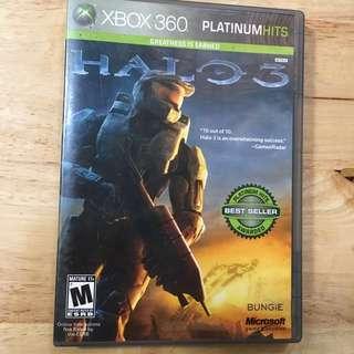 XBOX 360: Halo 3