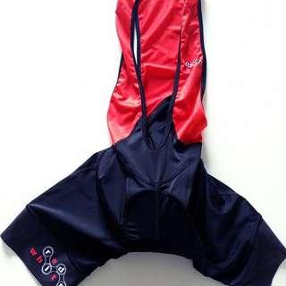 RedWhite - The Bib (Cycling shorts) - Size S