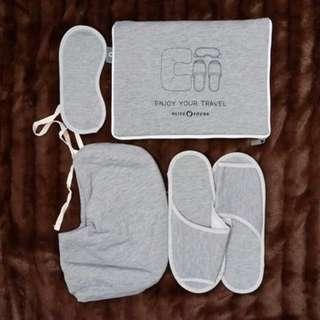 [FREE ONGKIR] Travel Sleeping Kit