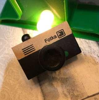 相機型印仔全新!
