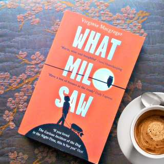 Brand New - What Milo Saw By Virginia Macgregor