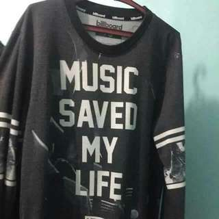 Oxygen Billboard Sweater