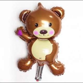 Mini bear balloon