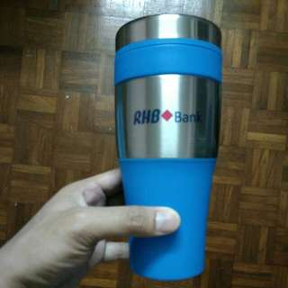 Water bottle by RHB Bank